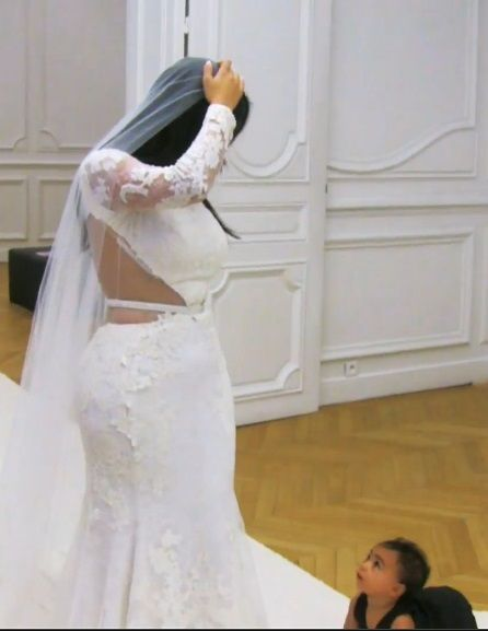 11 Things We Learned About Kimye S Wedding During The Kuwtk Finale Mtv