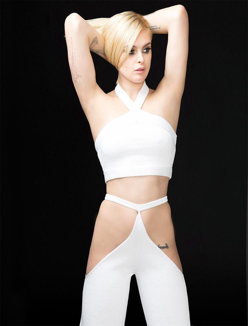 Rumer Willis Models The Craziest Pants We've Ever Seen - MTV