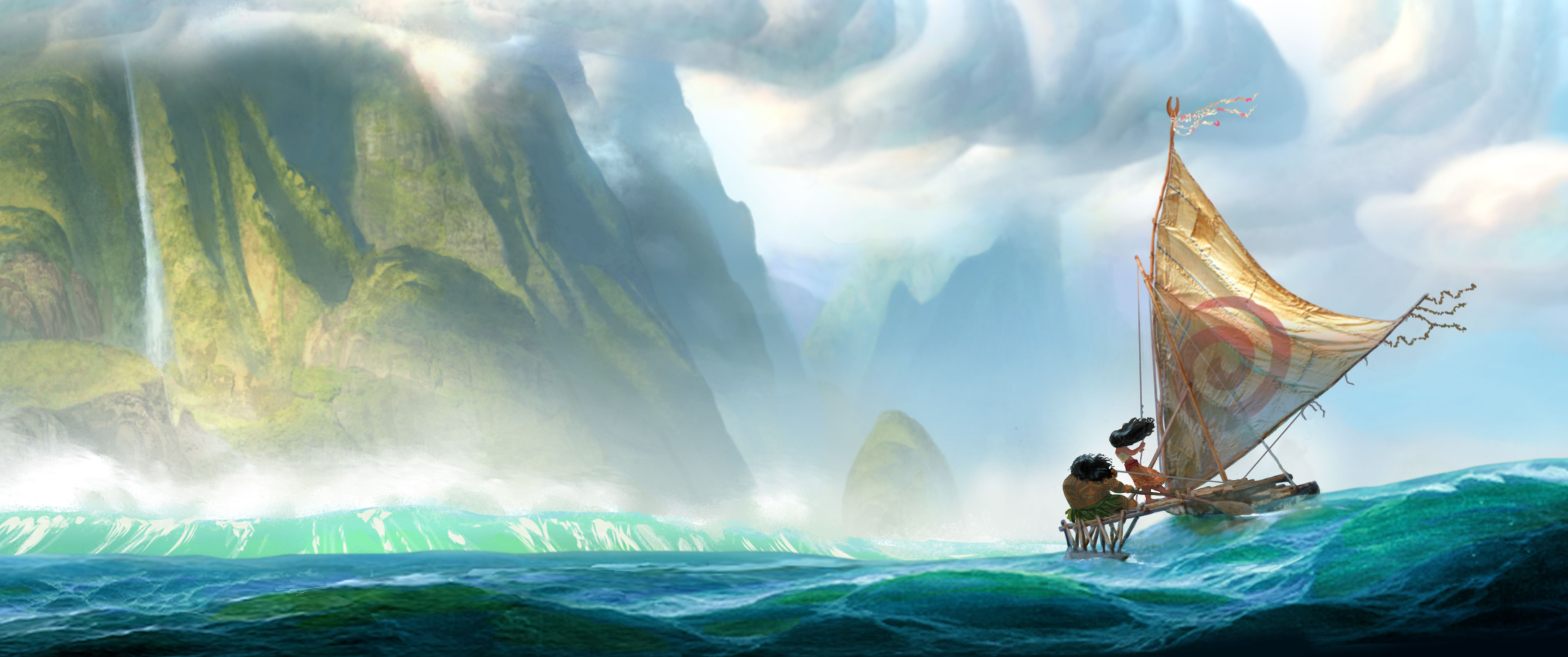 Disney Up Concept Art