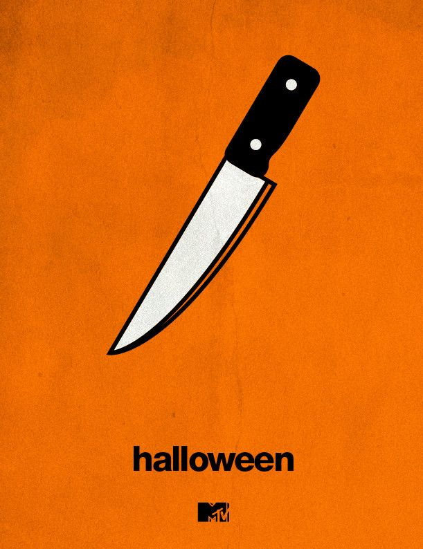 11 Minimalist Horror Movie Posters That Will Terrify You