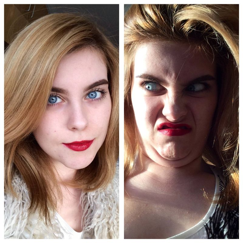 ugly girls vs pretty girls