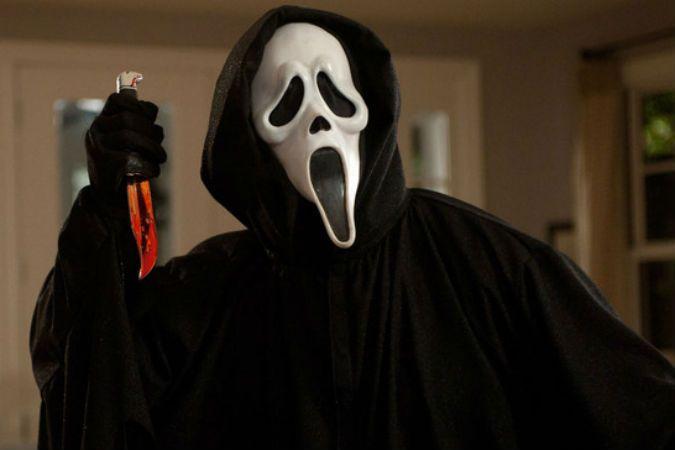 Scream: Do You Like Scary Movies, Sidney Figure | Edmonds Comic Con Shop
