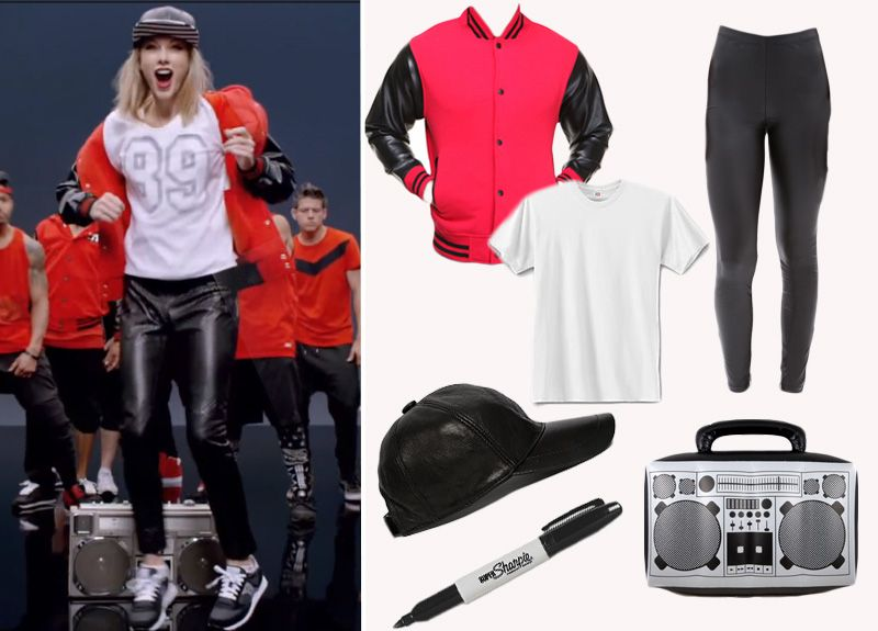 7 Ways You And Your Friends Can Dress As Taylor Swift For