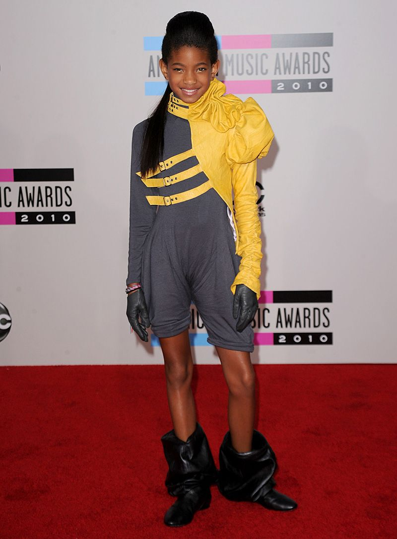 Getty Images  sc 1 st  MTV.com & Happy Birthday Willow Smith! Hereu0027s 14 Photos Of Her Style ...