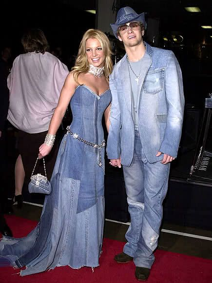 Tbt Britney Spears And Justin Timberlake S Epic 2001