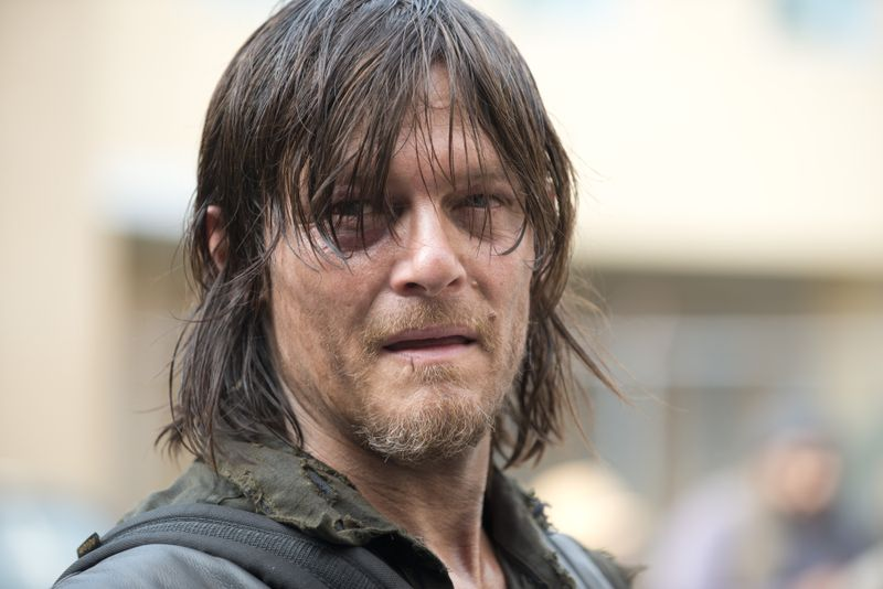 11 Times Daryl Dixons Hair Told You What Was In His Heart Mtv