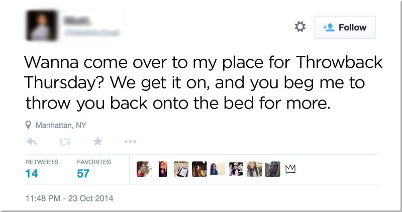 These Twitter Pick Up Lines Are So Bad, They're Good - MTV