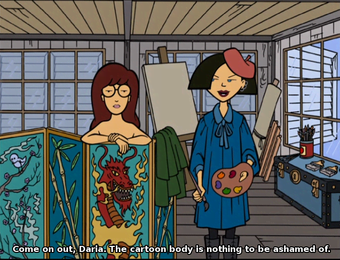 13 Reasons Why Daria Morgendorffer And Jane Lane Were The Definition