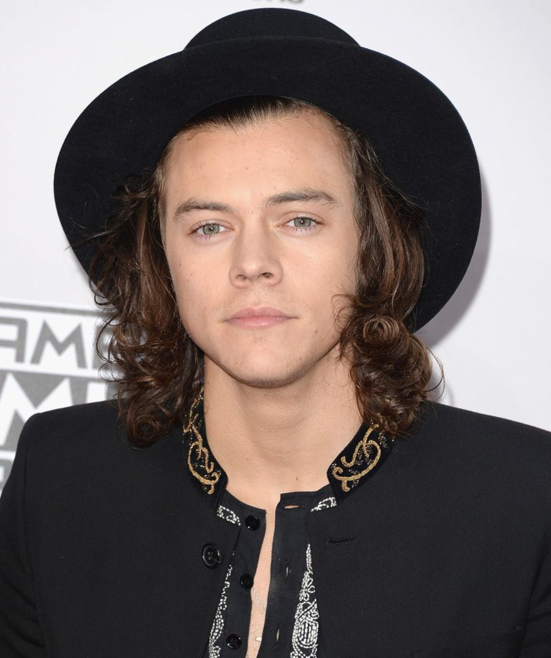 See How Harry Styles Hair Has Transformed In One Year Mtv