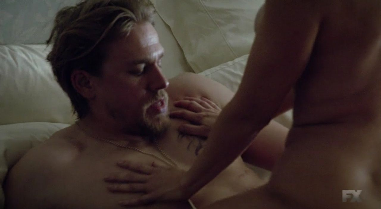 Suggest you Charlie hunnam nude scenes are mistaken