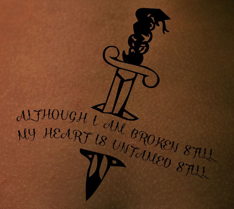 21 One Direction Lyrics We Would Totally Tattoo On Our Body For