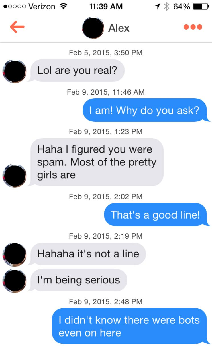 How to approach a girl on tinder