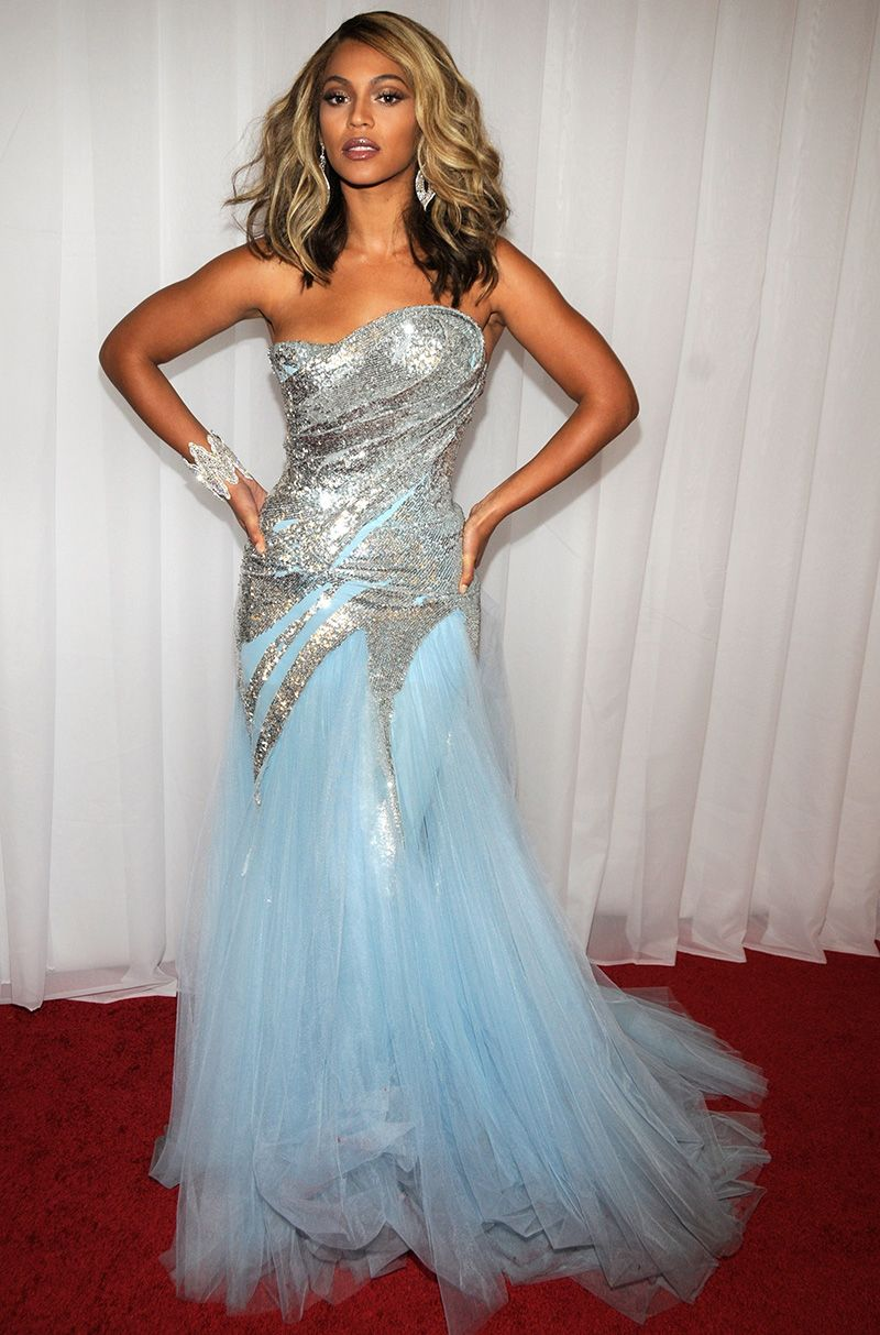 See Every Outfit Beyonce Has Ever Worn At The Grammys - MTV