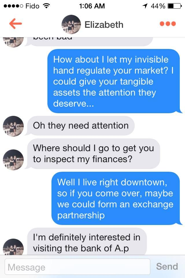 This Girl Proves Nerdy Puns Can Heat Things Up On Tinder - MTV