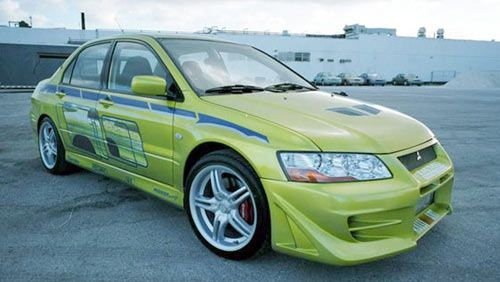 Brian Oconnors Evo Which is the Co...