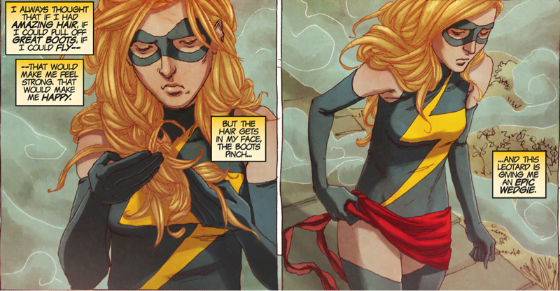 17 Times Ms  Marvel Reminded You How Awkward It Is Being A