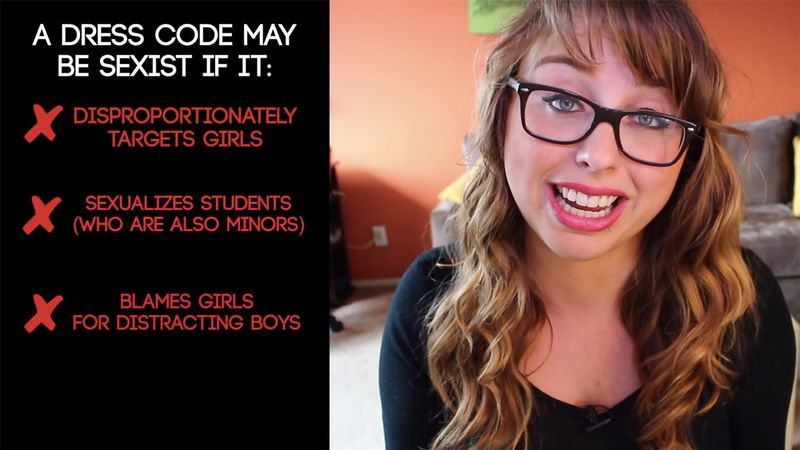 5 Big Reasons Sexist School Dress Codes Need To Be Stopped - MTV