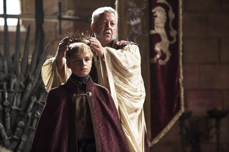 Game Of Thrones': King Tommen Spills On His 'Disturbing