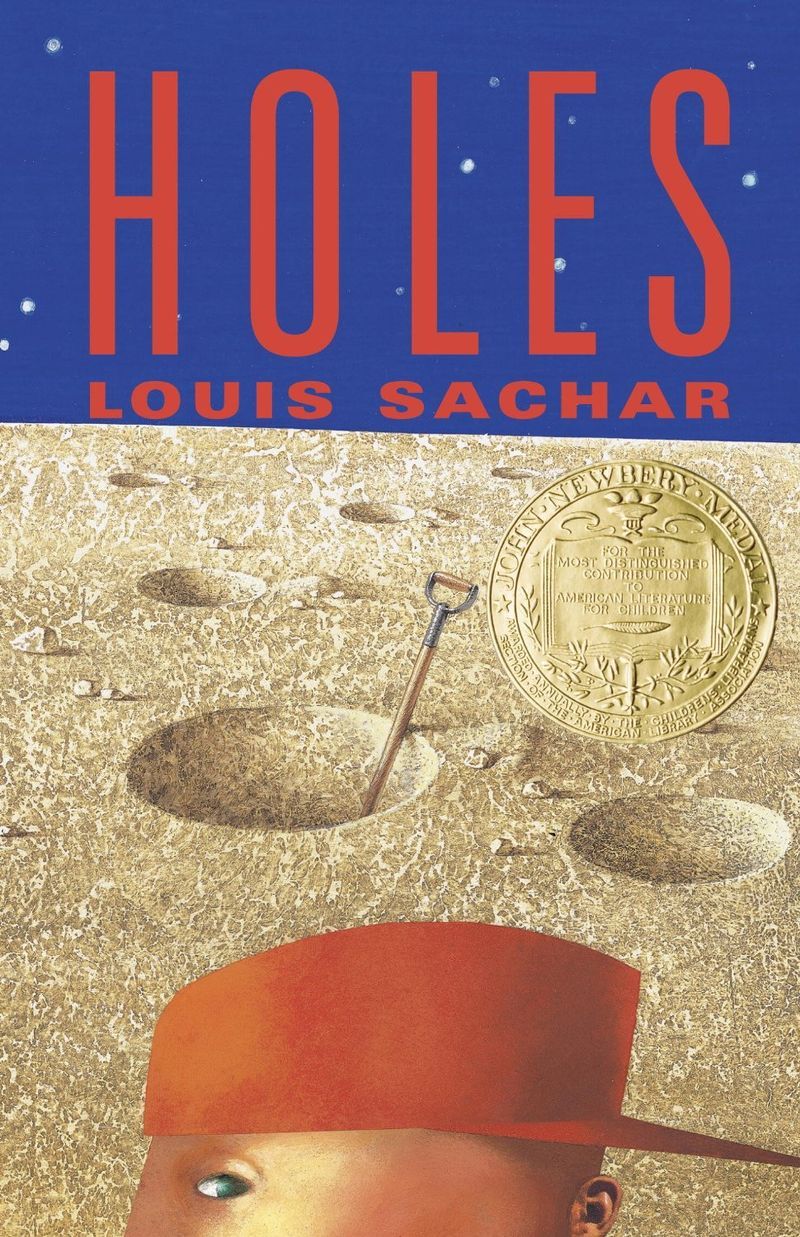 the power of strong will in holes by louis sachar In this lesson, we will look at some of the important vocabulary in 'holes', by louis sachar these words will help you to understand and enjoy stanley yelnats's story as he digs hole upon hole.