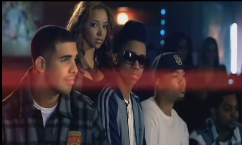 Tinashe Walks Us Through That Time She Was In Justin