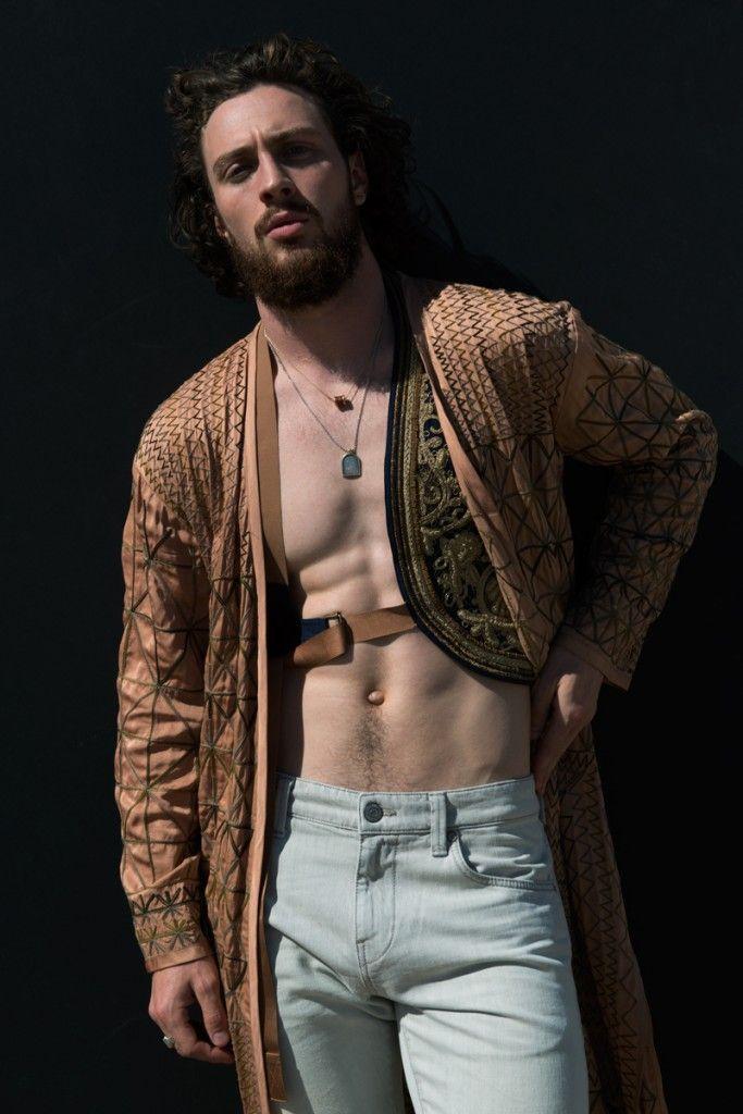 Taylor-johnson naked aaron Aaron Taylor