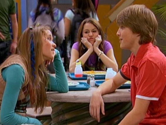 Hannah Montana Lilly og Oliver er dating