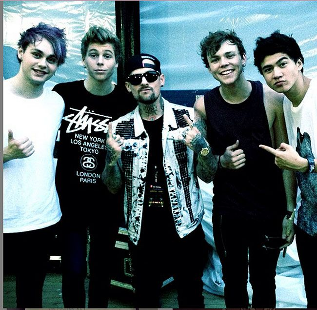 9 Things You Need To Know About 5SOS' Sounds Good Feels Good - MTV