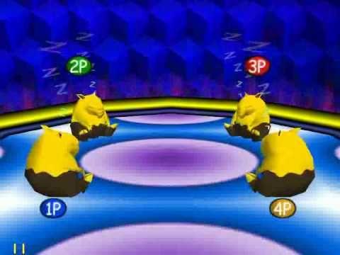 pokemon stadium n64 mini games