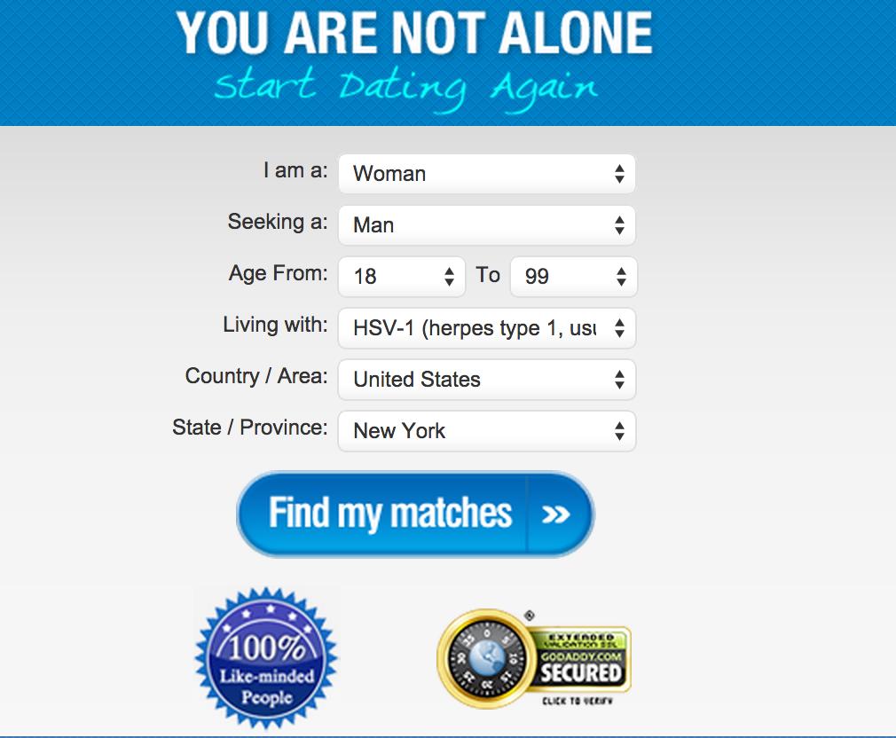 positiv dating app