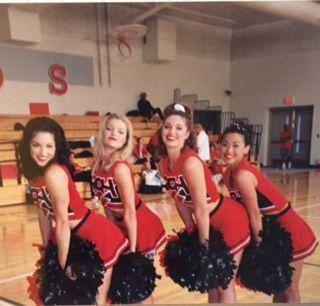 Free young teen cheerleaders fingering pics 47