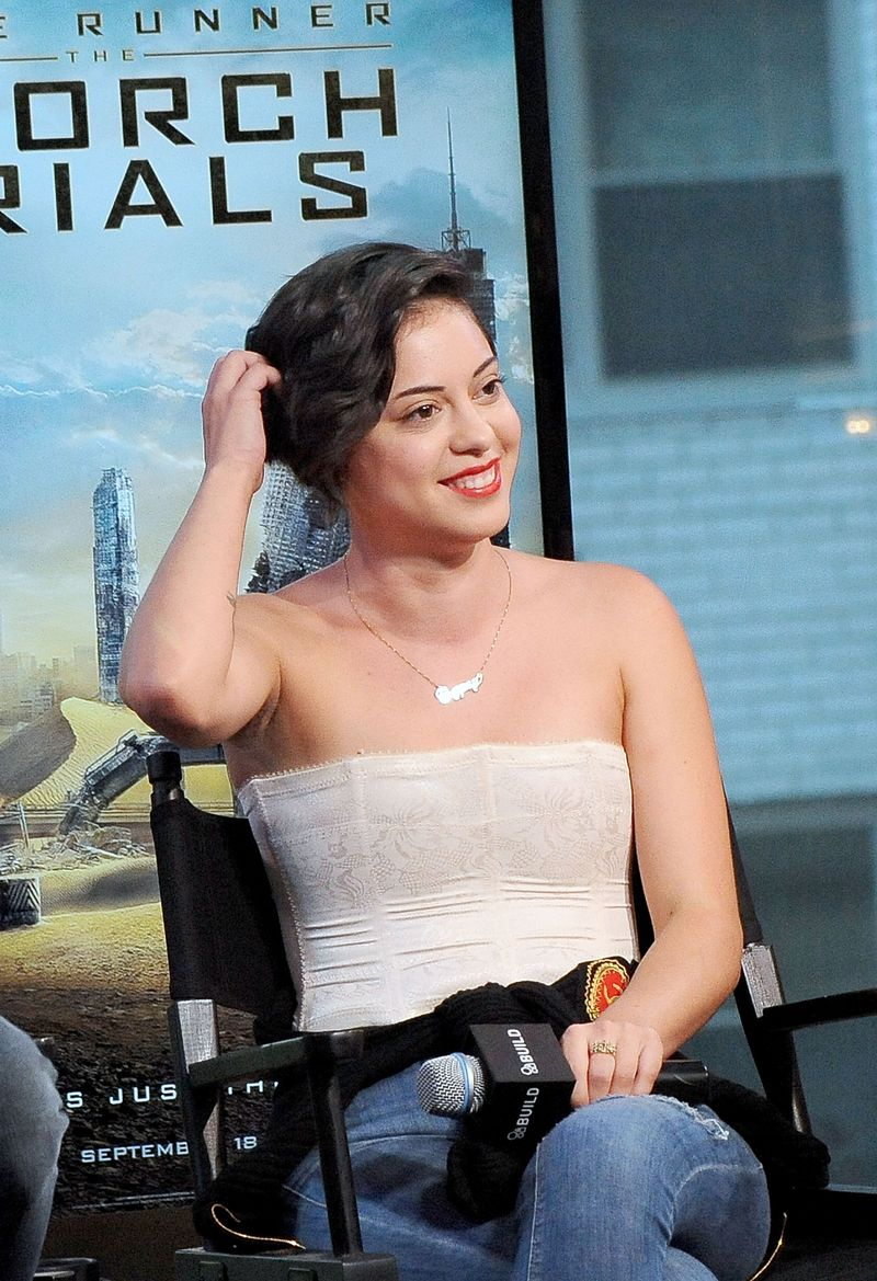 Alita Battle Angel >> 13 Things You Didn't Know About The Breakout Awesomeness That Is Rosa Salazar - MTV