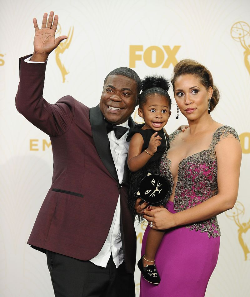 tracy morgan 39 s kid was the unintended star of the emmys mtv. Black Bedroom Furniture Sets. Home Design Ideas