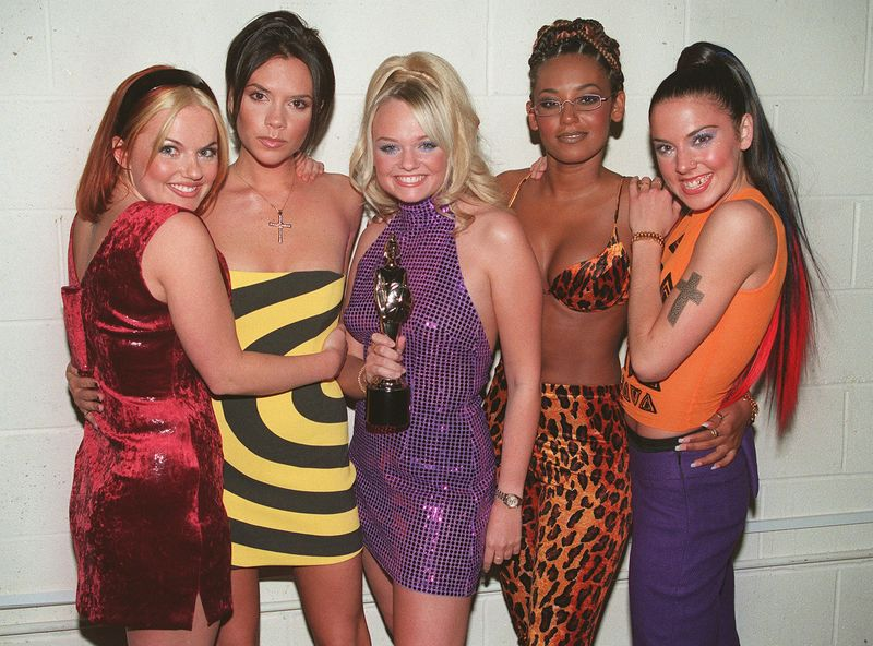How Did The Spice Girls Get Their Nicknames Mel B Breaks It Down Mtv