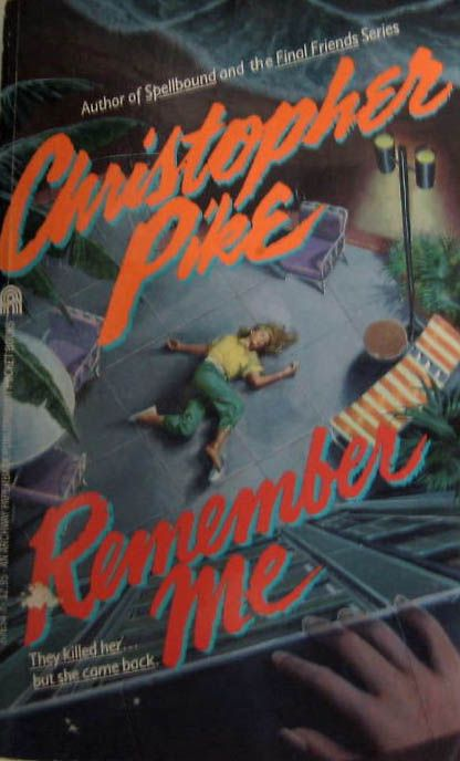 7 Christopher Pike Books That Would Make Spooktacular Movies Mtv