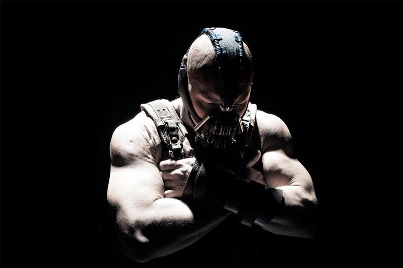 Tom Hardy Channeled Bane When A Reporter Pried Into His Sex Life Mtv