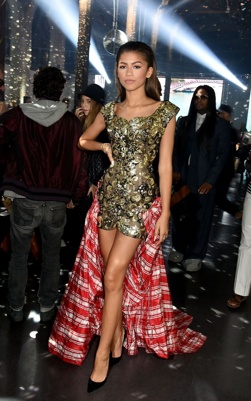 Zendaya Managed To Wear Six Totally Different Outfits In