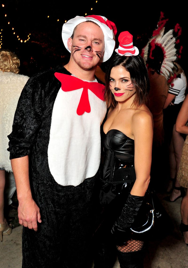 37 celebrities who totally nailed their halloween costumes this year