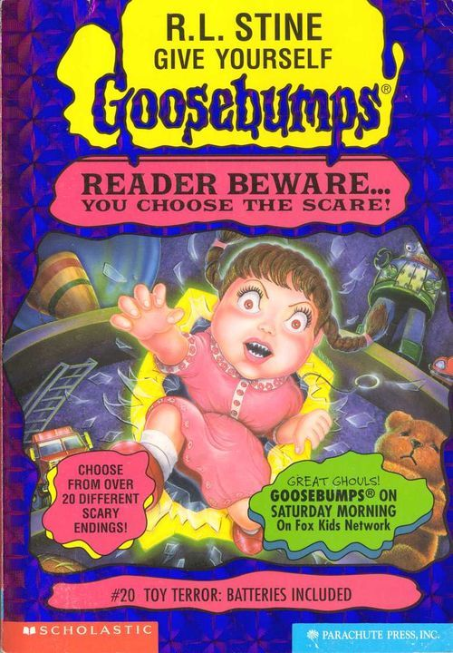 26 Goosebumps Movie Monsters Ranked By Scare Factor Mtv