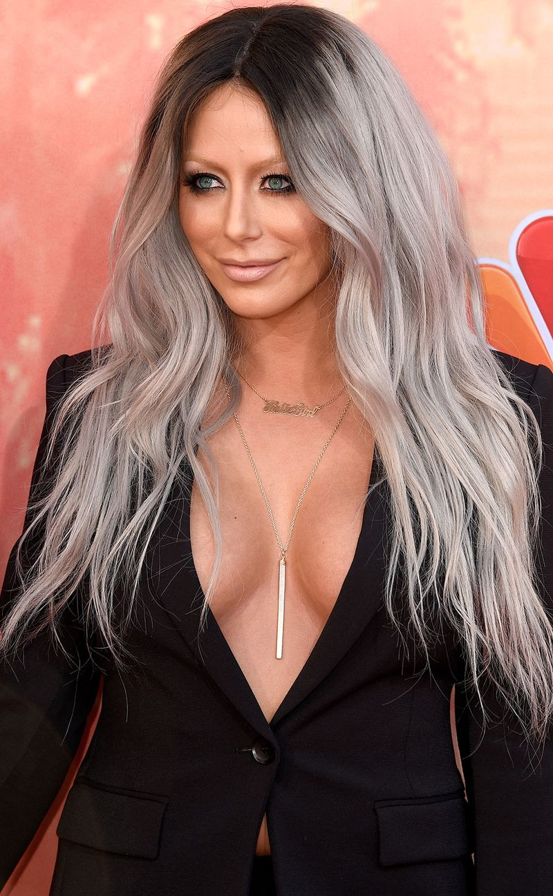 Rihanna Kylie Jenner And More Who Dyed Their Hair Gray