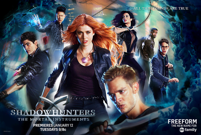 Image result for Shadowhunters: The Mortal Instruments