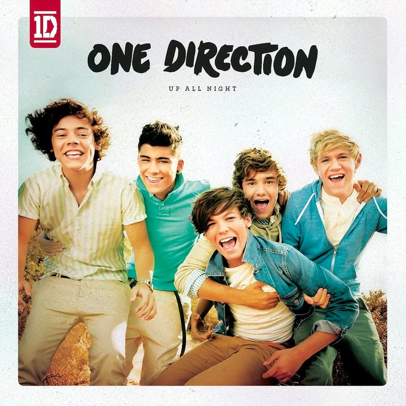 One Direction Grew Up Right Before Our Very Eyes: See The 5 Album