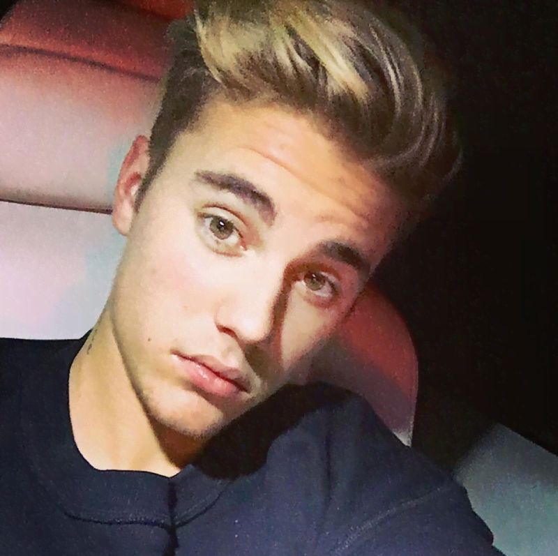 Somehow Justin Bieber Had A Completely Different Hairstyle Every
