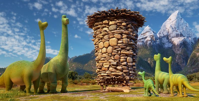 10 Burning Questions 'The Good Dinosaur' Still Needs To
