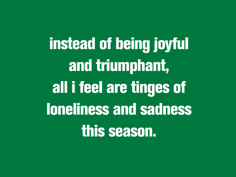 I M Allowed To Feel Sad Around The Holidays And You Are Too Mtv