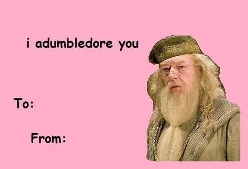 14 Terrible Harry Potter Valentine S Day Cards That Might Just