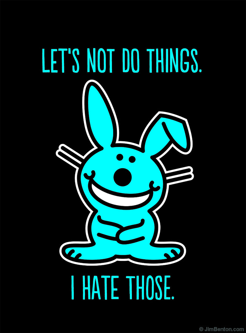 suck sad thats You bunny and