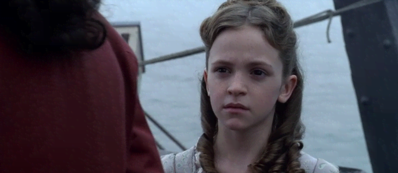 Here's What Young Elizabeth Swann From Pirates Of The