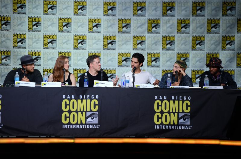 64fc2f6f40f81 Teen Wolf Cast Takes Final Curtain Call At San Diego Comic-Con - MTV