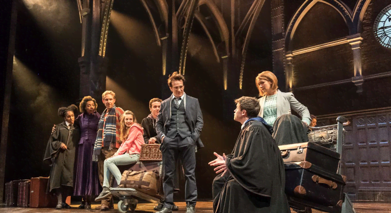 9 Moments In Harry Potter And The Cursed Child That Made Me