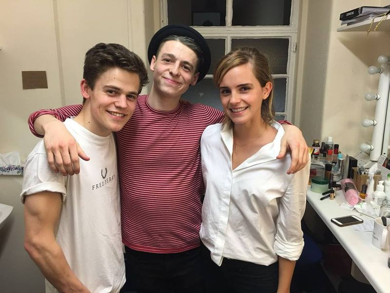 Emma Watson Says Harry Potter And The Cursed Child Was More Beautiful Than The Films Mtv